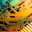 Circuit board — Stock Photo #8186427
