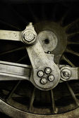 Drive wheel — Stock Photo