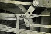 Locomotive drive system — Stock Photo