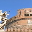 Castle in Rome, Italy — Stock Photo