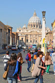 梵蒂冈城 — 图库照片