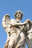 Architektura v římě, itálie — Stock fotografie