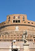Castle in Rome, Italy — Stock Photo