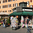 Campo de Fiori, Rome — Stock Photo