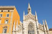 Gothic architecture — Stock Photo