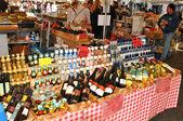 Italienska produkter — Stockfoto