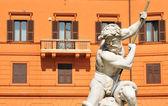 Italská architektura — Stock fotografie