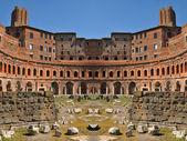 Trajan's Market, Rome (Italy) — Stock Photo