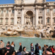 Fontana di Trevi, Rome — Stock Photo #10541635