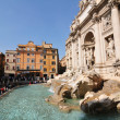 Stock Photo: Fontana di Trevi, Rome