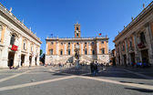 Place du Capitole, rome — Photo