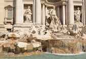 Fontana di trevi, roma — Foto de Stock