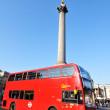 London tourists — Stock Photo