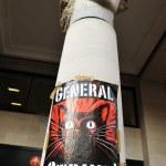 Постер, плакат: General strike