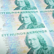 Sweden currency — Stock Photo #8506557