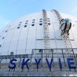 Skyview, Stockholm — Stock Photo #8610887
