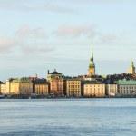 Stockholm panorama — Stock Photo