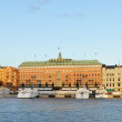 Stockholm, Sweden — Stock Photo #8611413
