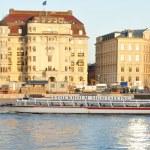 Stockholm sightseeing — Stock Photo