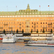 Stockholm sightseeing — Stock Photo #8611453