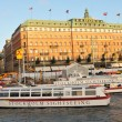 Stockholm sightseeing — Stock Photo #8611474
