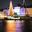 Christmas in Stockholm — Stock Photo #8611829
