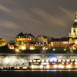 Stockholm by night — Stock Photo