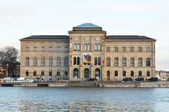 Stockholm National Museum — Stock Photo