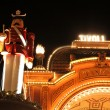 Tivoli Gardens, Copenhagen — Stock Photo #8864582