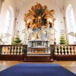 Stock Photo: Church interior