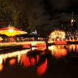 Tivoli Gardens, Copenhagen — Stock Photo
