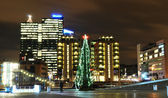 Oslo at Christmas — Stock Photo