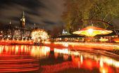 Tivoli Gardens, Copenhagen — Stock Photo