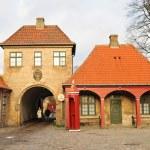 Castle in Copenhagen — Stock Photo #9090433
