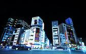 Tokyo by night — Stock Photo