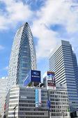 Torre di bozzolo, tokyo — Foto Stock