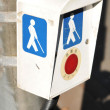 Blind sign — Stock Photo