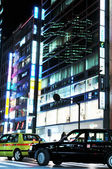 Tokyo taxi — Stock Photo