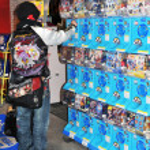 Capsule toys — Stock Photo #9487463