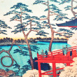 Japanese painting — Stock Photo #9489215