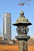 Tokyo architecture — Stock Photo