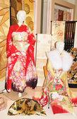 Kimono fashion — Stock Photo