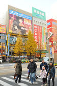 Shopping in Akihabara — Stock Photo