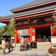 Sensoji Temple - Stock Photo