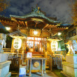 Japanese temple — Stock Photo #9826055
