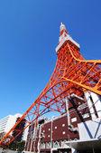 Torre de tokio — Foto de Stock