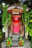 Buddhist holiday — Stock Photo