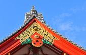 日本建筑细节 — 图库照片