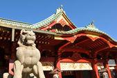 Japanese architecture — Stock Photo