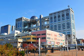 Aqua City, Tokyo — Stock Photo
